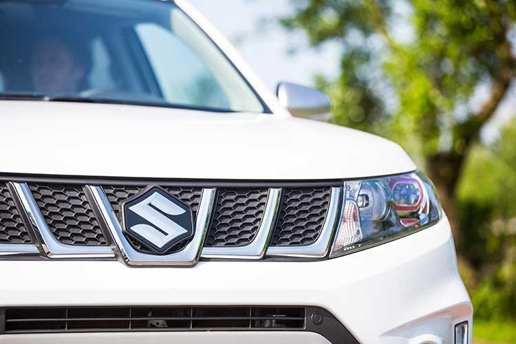 Suzuki Vitara design