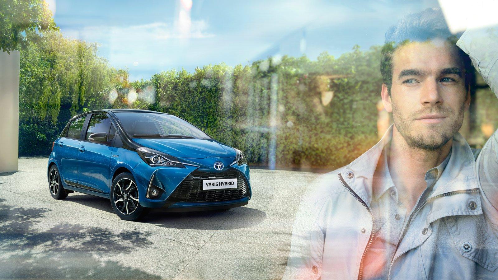 Toyota Yaris sfeerbeeld