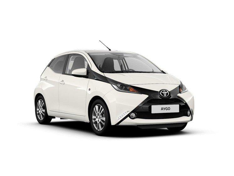 Toyota AYGO x-joy
